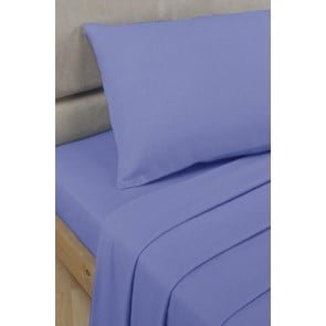 Blue Extra Deep Fitted Sheet