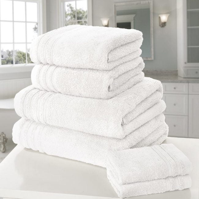 So Soft White towels So Soft White towels
