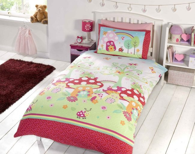 Enchanted Gardens Duvet Set